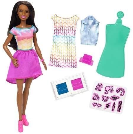 7776d53f5dc Barbie Crayola Color Stamp Fashion Nikki Doll. Barbie Doll merchandise.  Disclosure  My pins