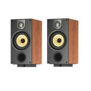 BW Bowers Wilkins Bookshelf Type Speakers 686S2 MR 2units Red Cherry S Units