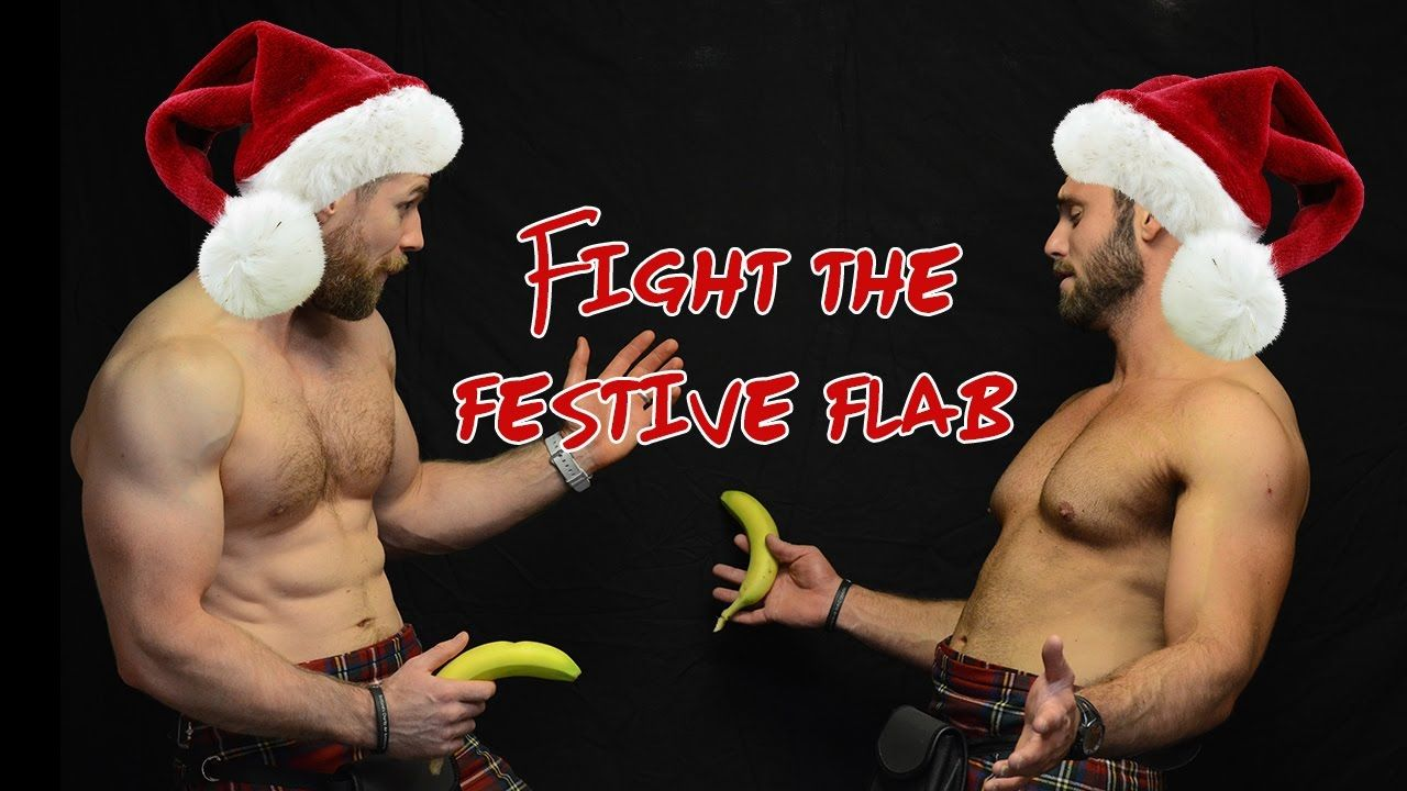 How to get rid of the xmas chub (festive flab) How to