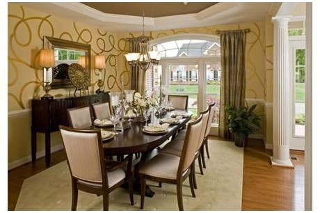 Wynterhallnvhomes At Autumn Willow  Things That I Like Best Willow Dining Room 2018