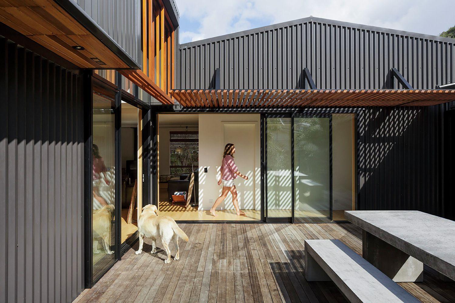 offSET Shed House,© Patrick Reynolds