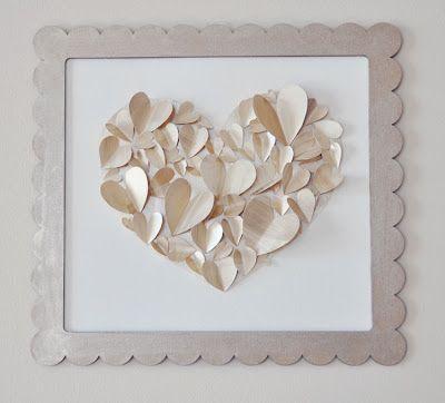 Cute Valentines wall display