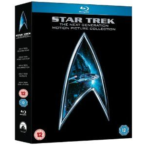Star Trek-the Next Generation [Reino Unido] [Blu-ray]: Amazon.es: Star Trek-the Next Generation: Cine y Series TV