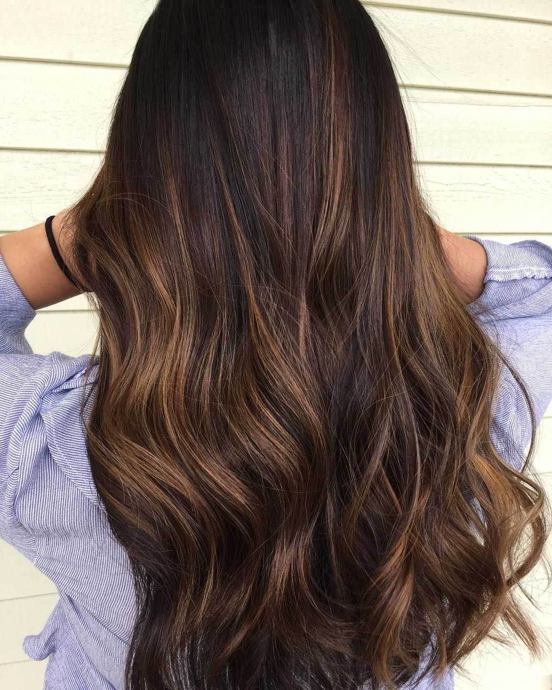 Image result for Sun-kissed hair trend