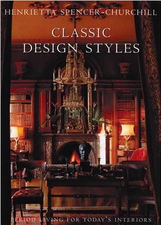 In The Bnotp Library Classic Design Styles Interior Design