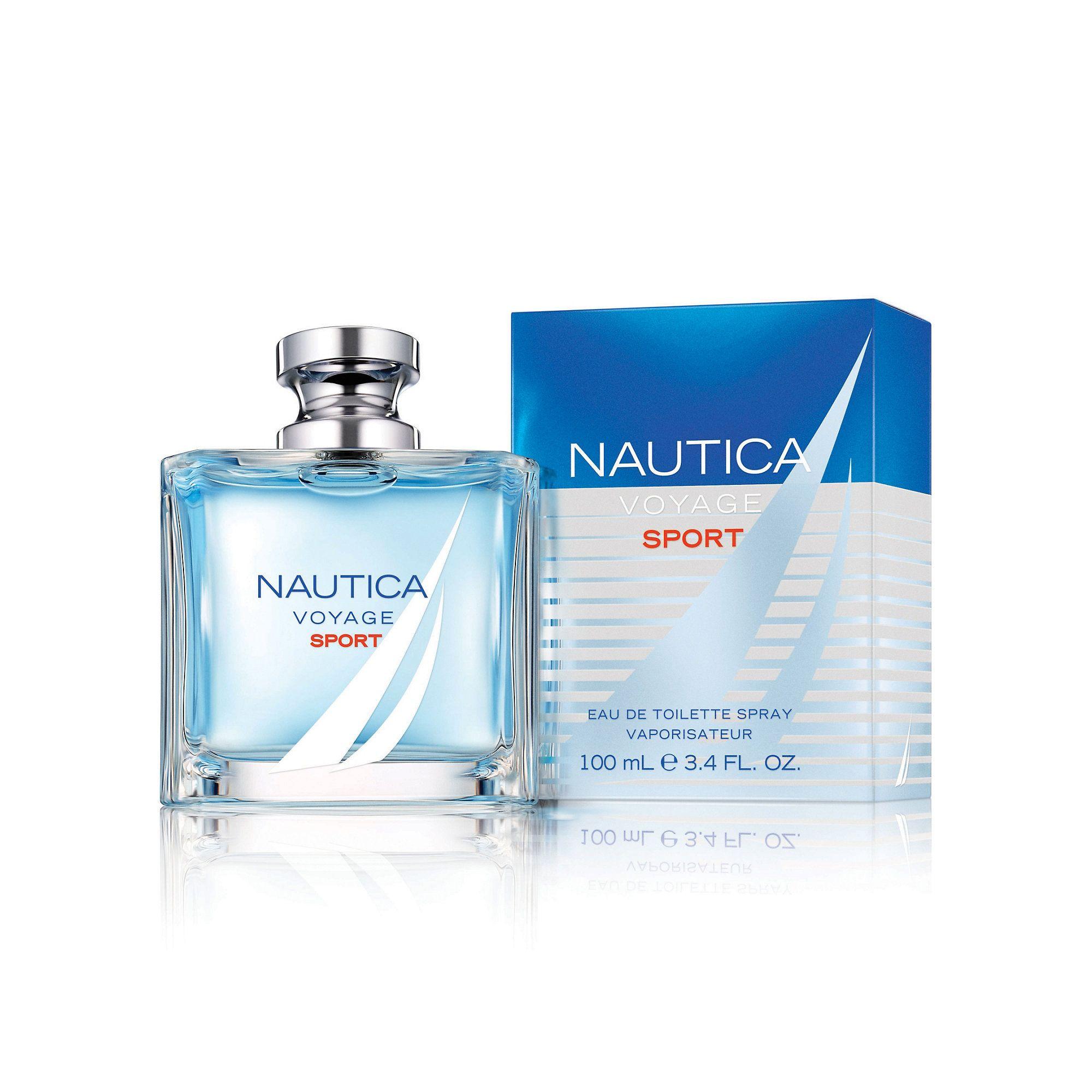 Nautica Voyage Sport | Nautica voyage, Nautica fragrance