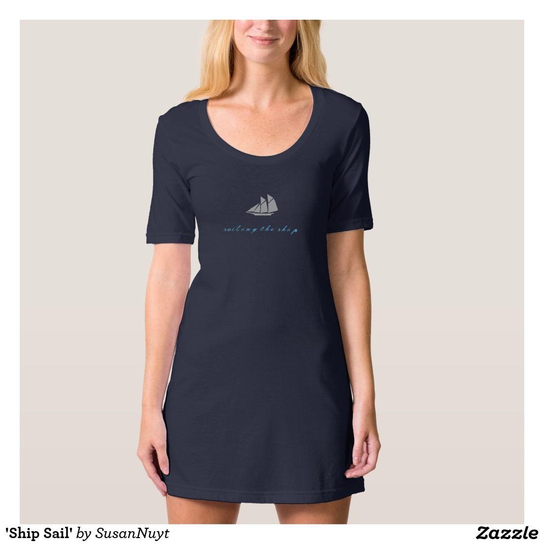'Ship Sail' T-shirt