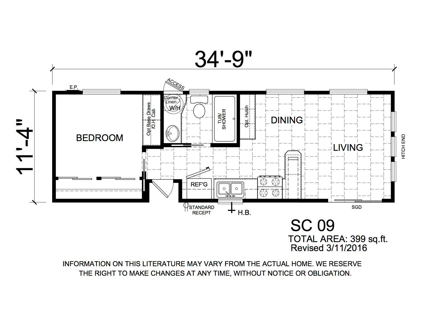 Atwood Mobile Home Floor Plans House Floor Plans Floor Plans