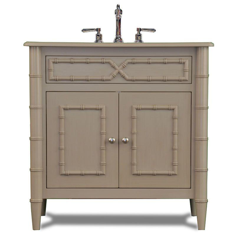 Bristol Sink Base Bathroom Cabinet | Custom sinks ...