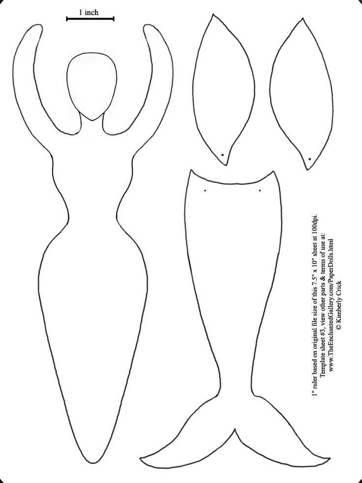 Fairy Wings Paper Doll Printables - Worksheet  Coloring Pages