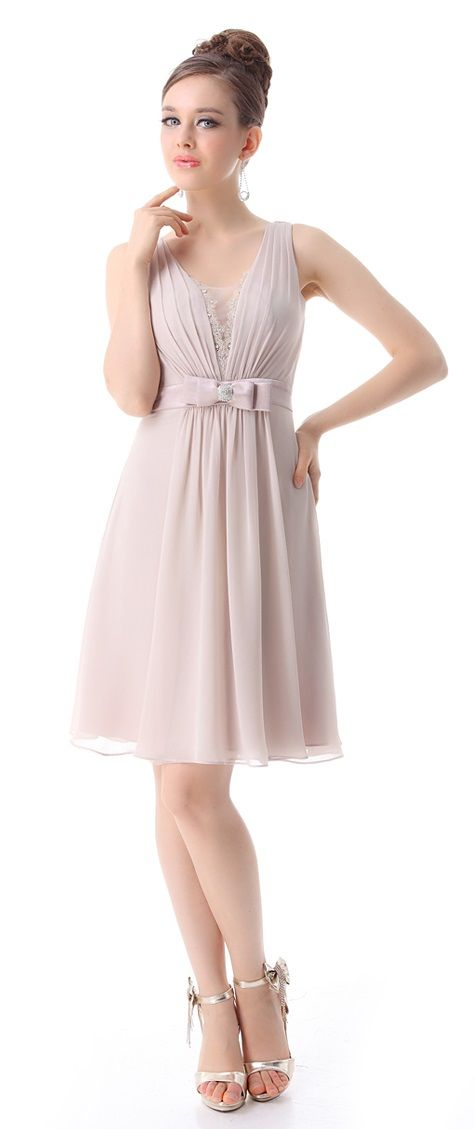 ELLA Mink Latte Nude Vintage Inspired Lace Bridesmaid Prom Dress - www.eloises-secret-closet.co.uk