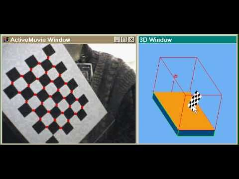calib 3D: OpenCV Camera Calibration - YouTube
