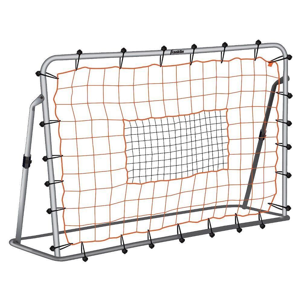 Franklin 4 X6 Adjustable Soccer Ball Rebounder Rebounding Soccer Rebounder Franklin Sports