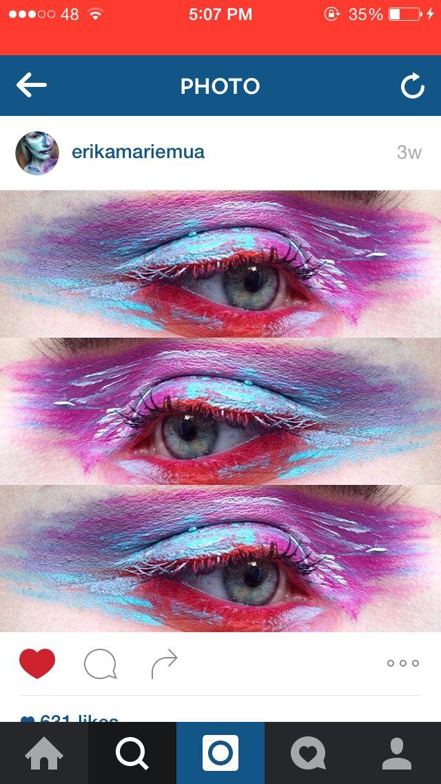 Shadow (With images) Halloween face makeup, Face makeup