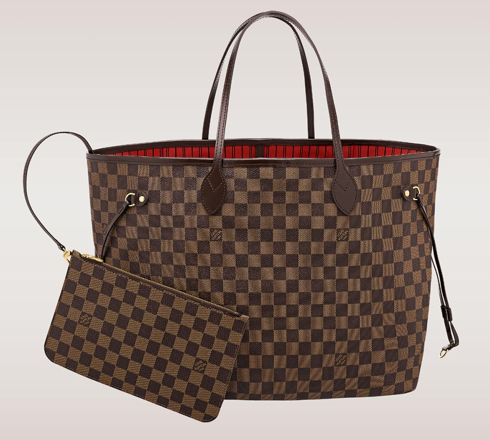 The Ultimate Bag Guide Louis Vuitton Neverfull Tote