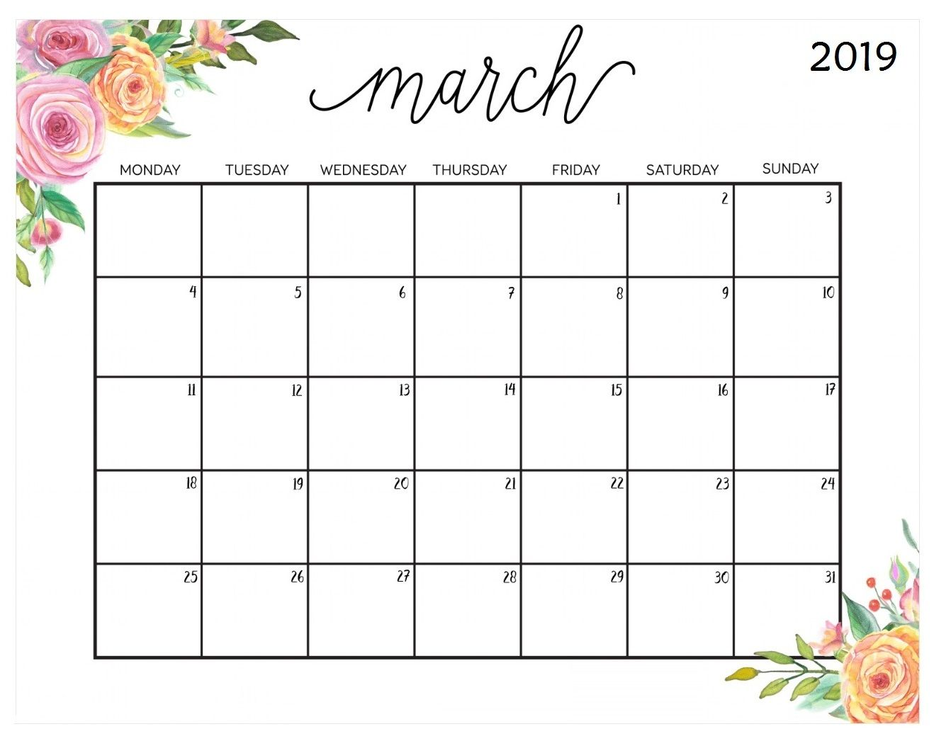 March 2019 Desk Calendar Design August Calendar July Calendar