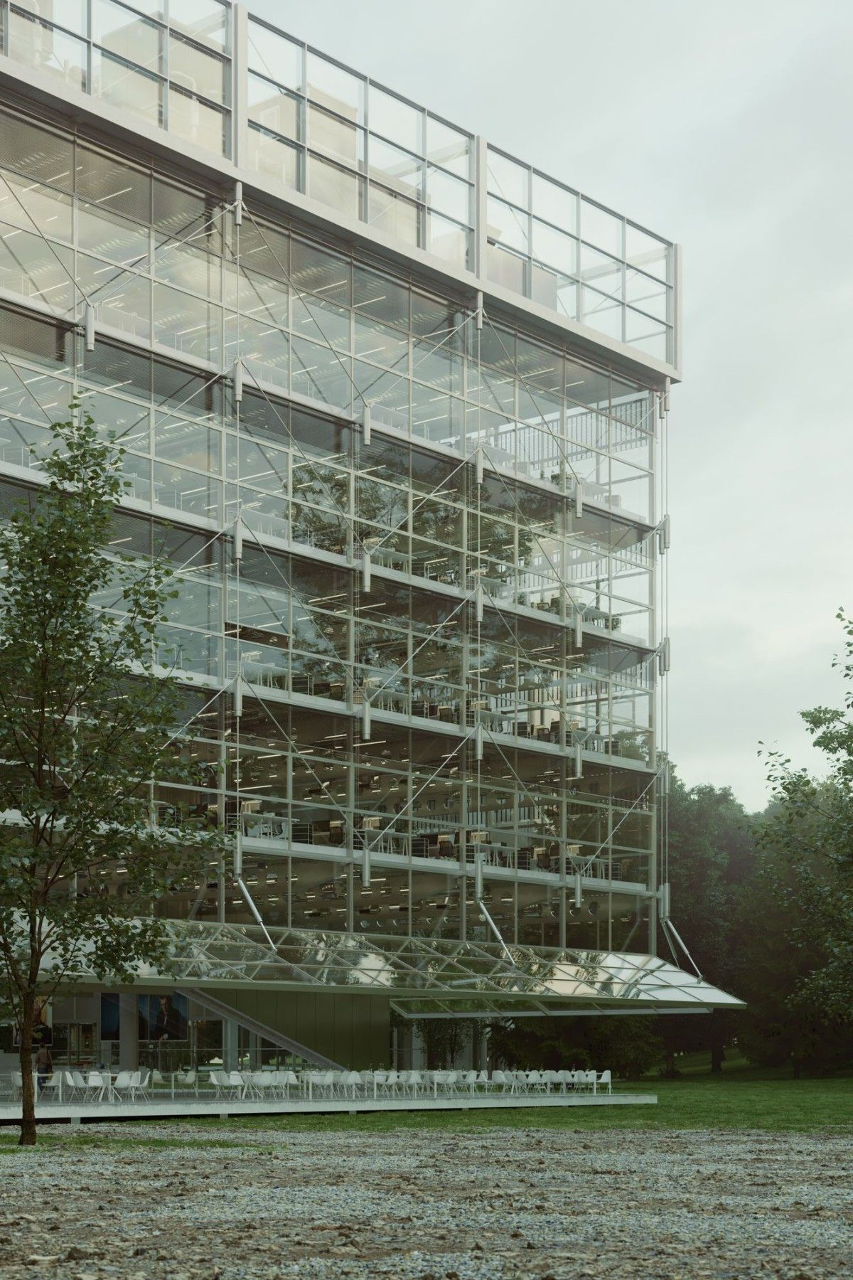 Möbeldesign Winterthur Bruther Baukunst New Zhaw Laboratory Buildings Winterthur