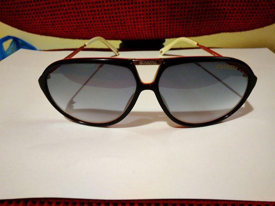 365c3f521b30 Vintage Safari Red Black White Carrera Sunglasses Made in Italy UV Rare -  Sale! Up to 75% OFF! Shop at Stylizio for women's and men's designer  handbags, ...