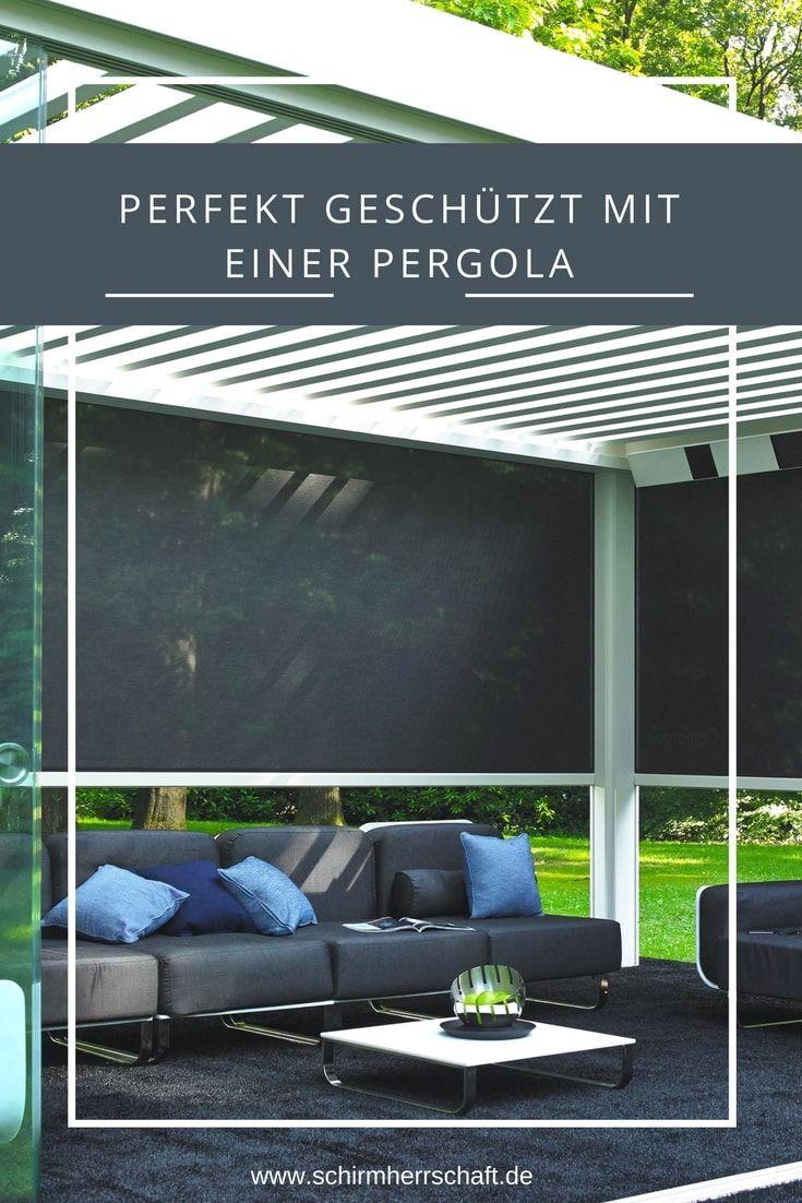 Markisen Ulm eine pergola als terrassenüberdachung ist die perfekte alternative