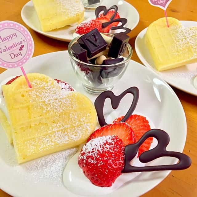 まだまだ続くスイーツ祭りに参加中 乳製品不使用 バレンタインプレート 乳製品 ケーキプレート ケーキ型
