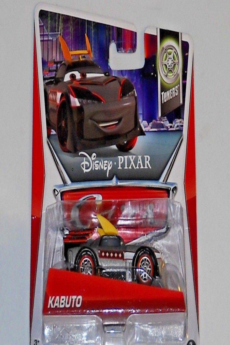 Disney Pixar Cars KABUTO New Boxed
