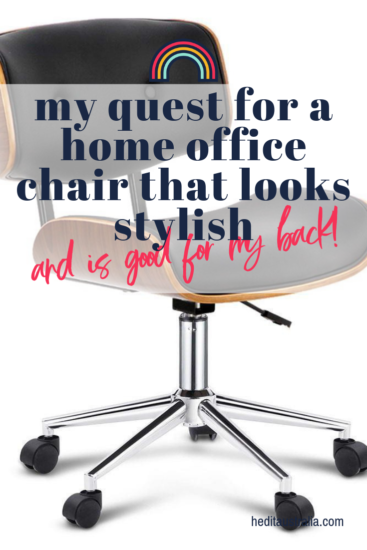The Best Place To Find A Home Office Chair You Can Live With H