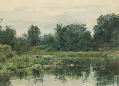 Stunning Scenes by Polish Painter Józef Rapacki Fd96cef4f4a2a8f547ebd9ebc804574e