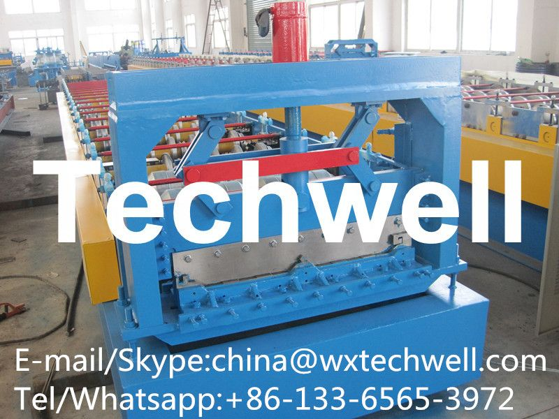 Standing Seam Roof Sheet Roll Forming Machine Material Thickness 1mm Decoiler Manual Or Hydraulic Decoile Standing Seam Roof Standing Seam Roofing Sheets