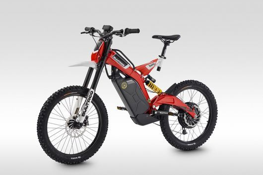 Bultaco Puts Its Motorcycle Know How Into A 2 000 Watt Electric
