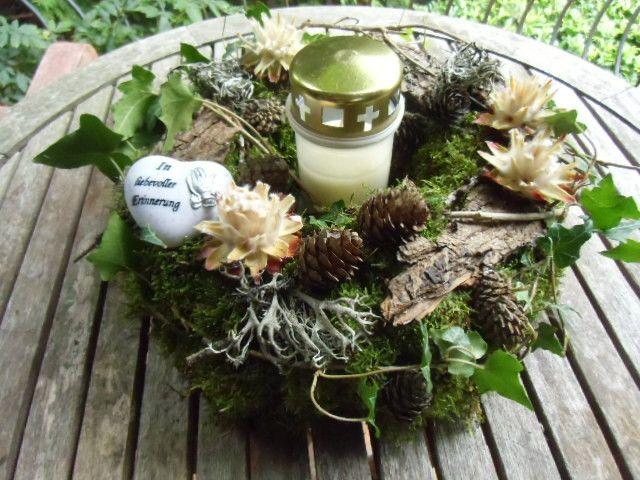 grabschmuck+kranz+allerheiligen+totensonntag++von+floristik, Gartengerate ideen