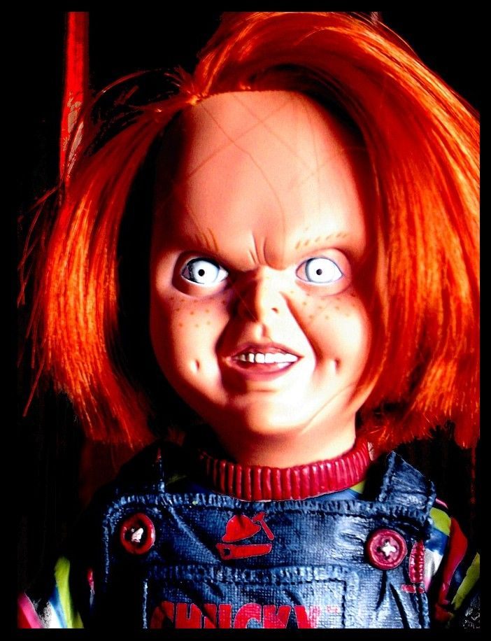 Chucky u scared yet scary pinterest chucky freddy chucky u scared yet voltagebd Choice Image