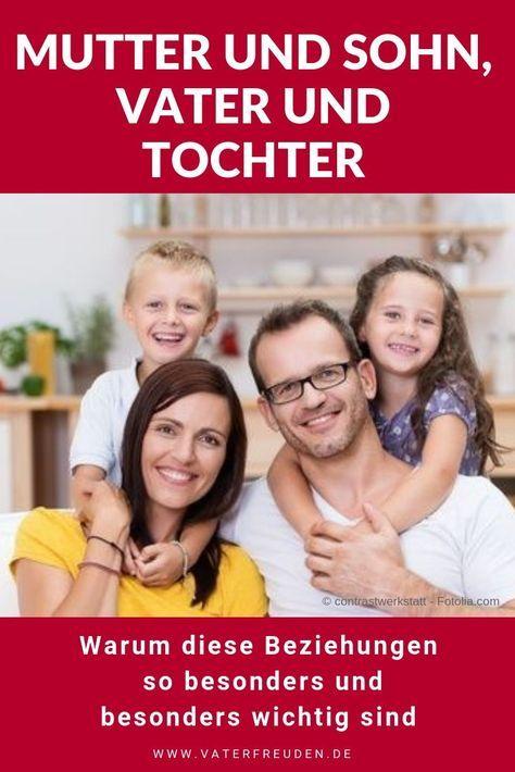 Vater und Tochter, Mutter und Sohn - warum diese