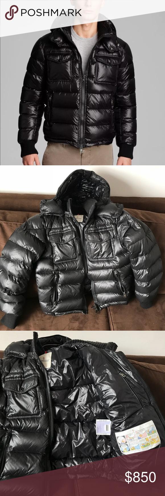 Authentic Moncler men's jacket Jackets, Moncler jacket