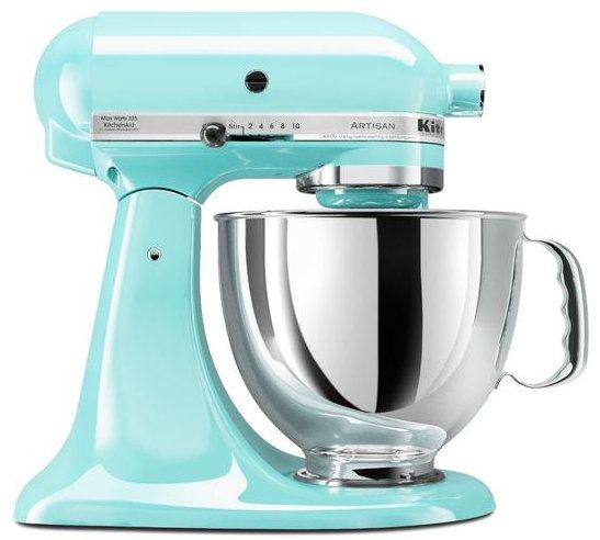 KitchenAid KSM150PSPK Artisan Series 5-Qt Pink Stand Mixer with Pouring Shield Discontinued