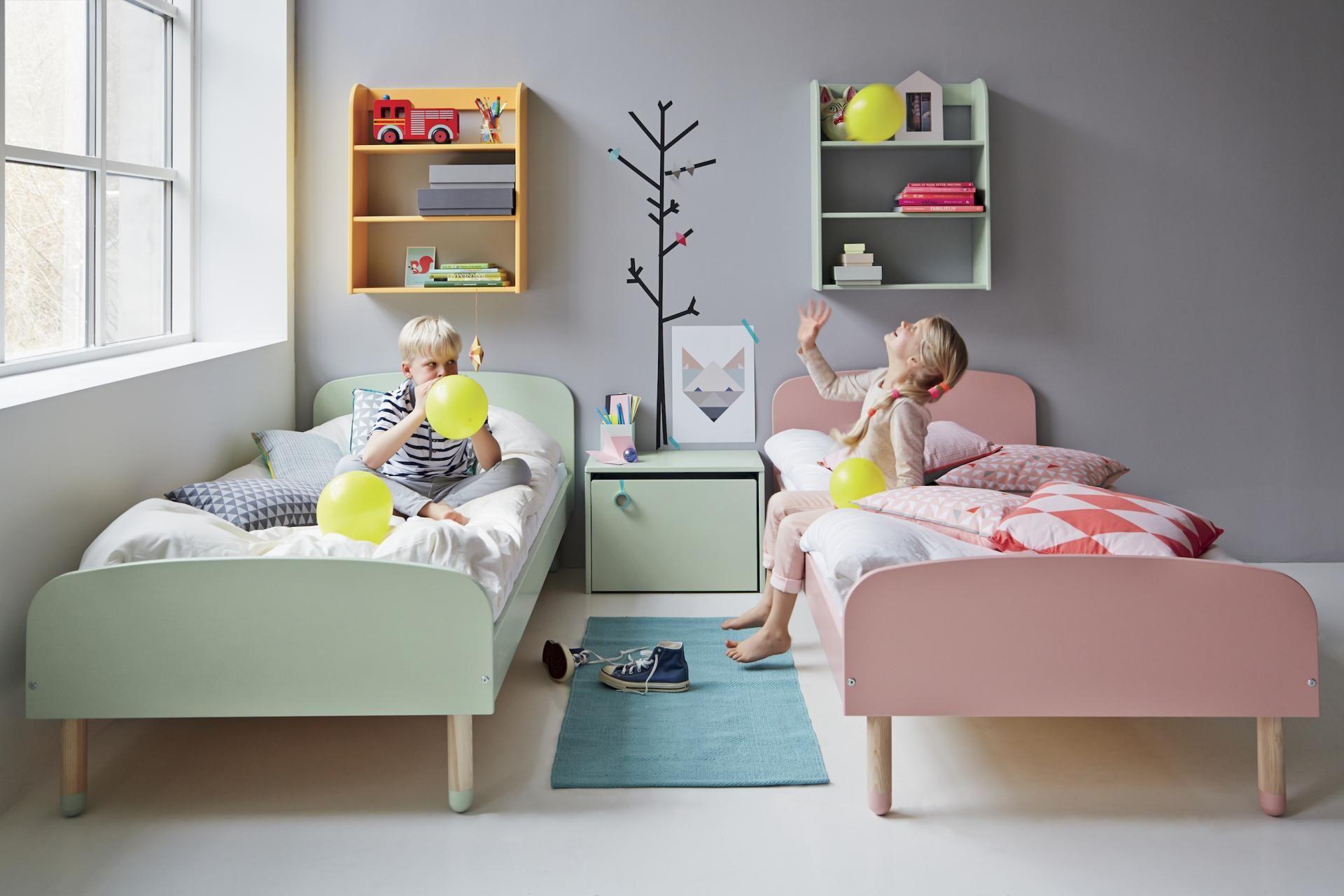 Flexa 17  Chambre enfant, Deco chambre bebe mixte, Deco chambre
