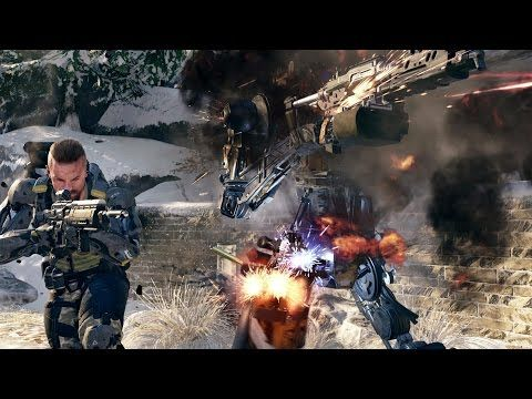 Activision E3 Call Of Duty Black Ops Iii Cyber Core
