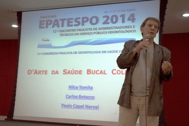 BLOG do PROFESSOR EDÉLCIO ANSELMO: CROSP PARTICIPOU ATIVAMENTE DO XII EPATESPO