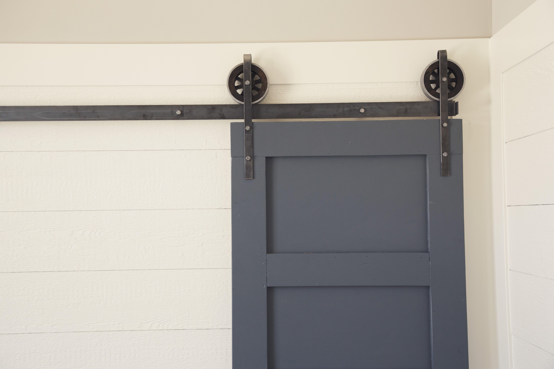 wood project barn door mushroom sliding porter interior doors mushdrnologo