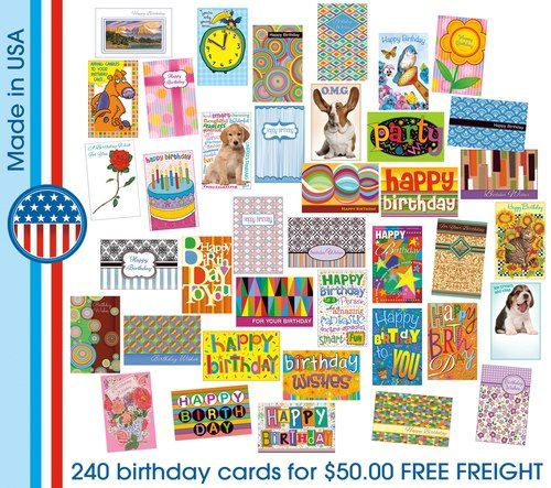 Discount Birthday Greeting Cards Greeting Cards Pinterest