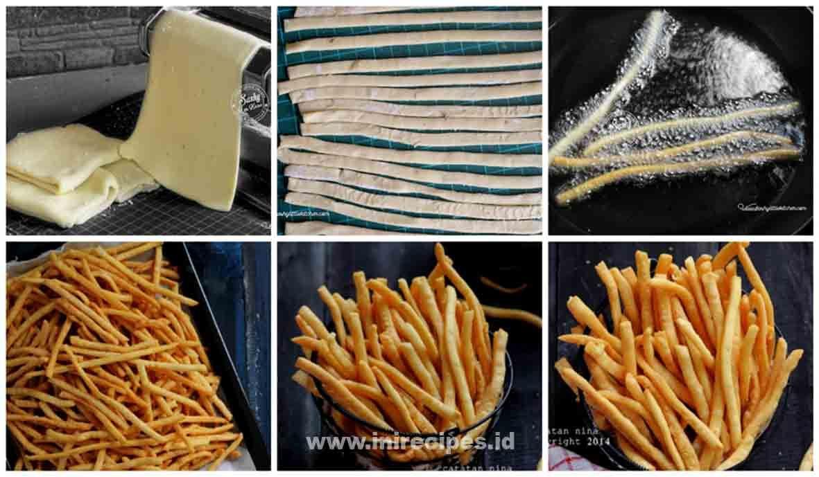 resep edam cheese stick lebih enak gurih renyah  ngeju banget recipeskuih raya Resepi Biskut Cheese Mat Gebu Enak dan Mudah