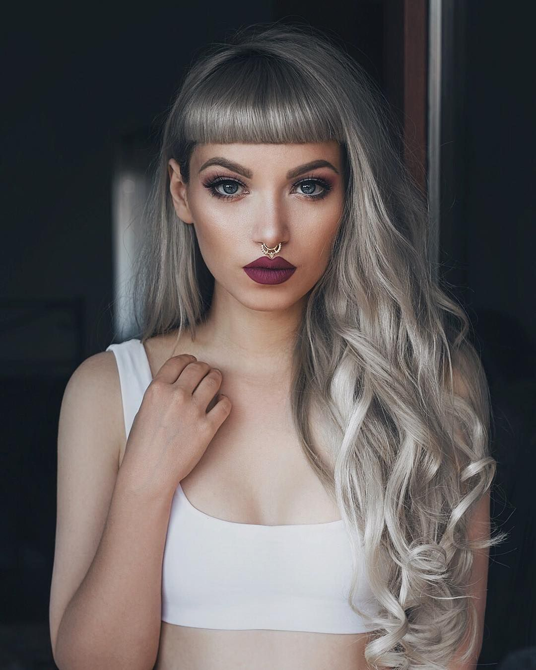 2016 blonde hair trends long hairstyles 2017 amp long haircuts 2017 - Except The Bangs 2017 Hairstyles Hair Trends Hair Color Ideas