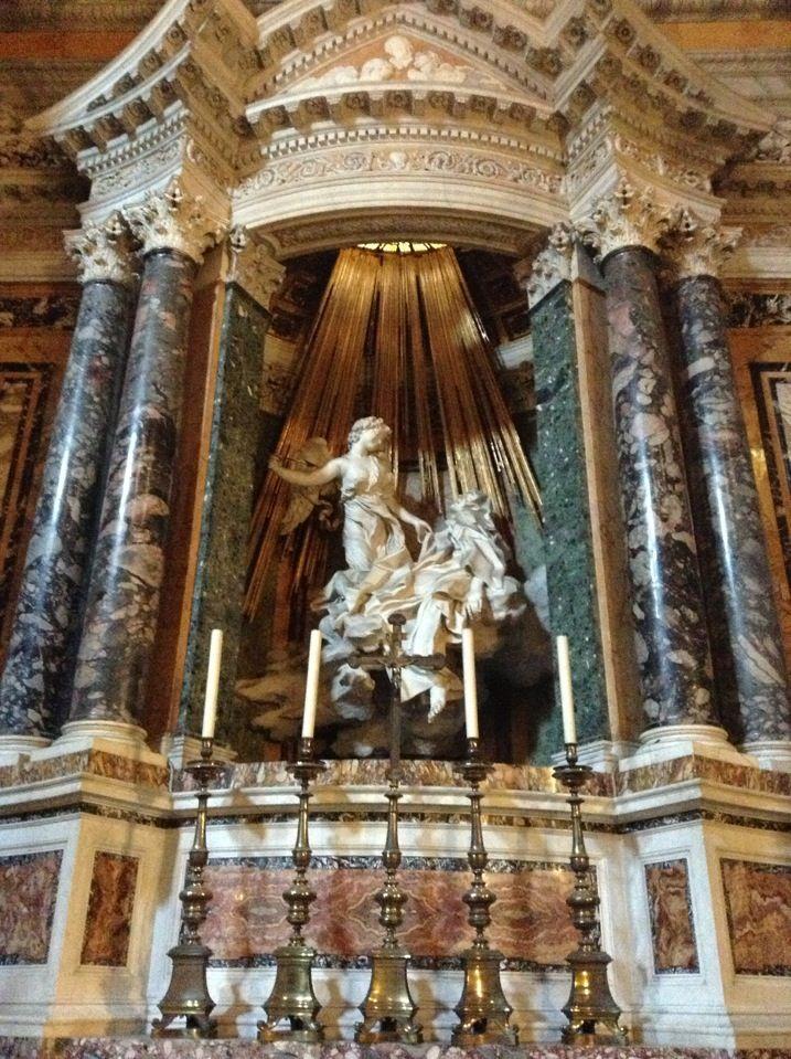 Chiesa di Santa Maria della Vittoria in Roma, Lazio