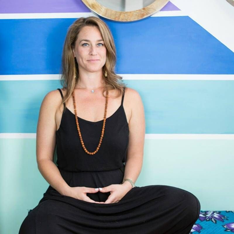 Gigi Yogini in 100 Women In Wellness by MindBodyGreen and Athleta #WomenInWellness