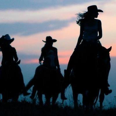 Cowgirls #cowboysandcowgirls
