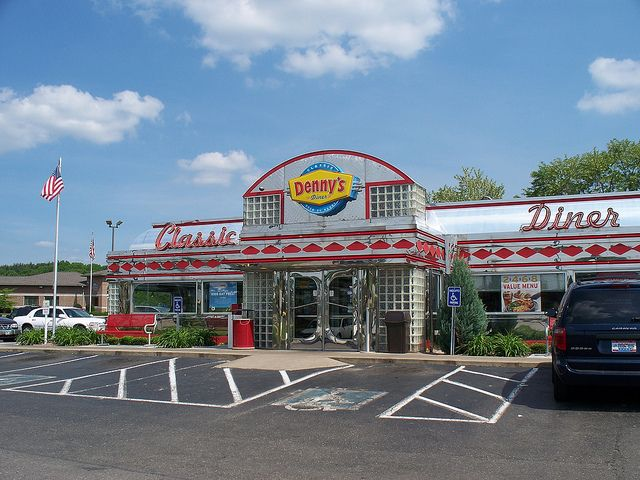 Denny S Diner Zanesville Ohio American Fast Food Places