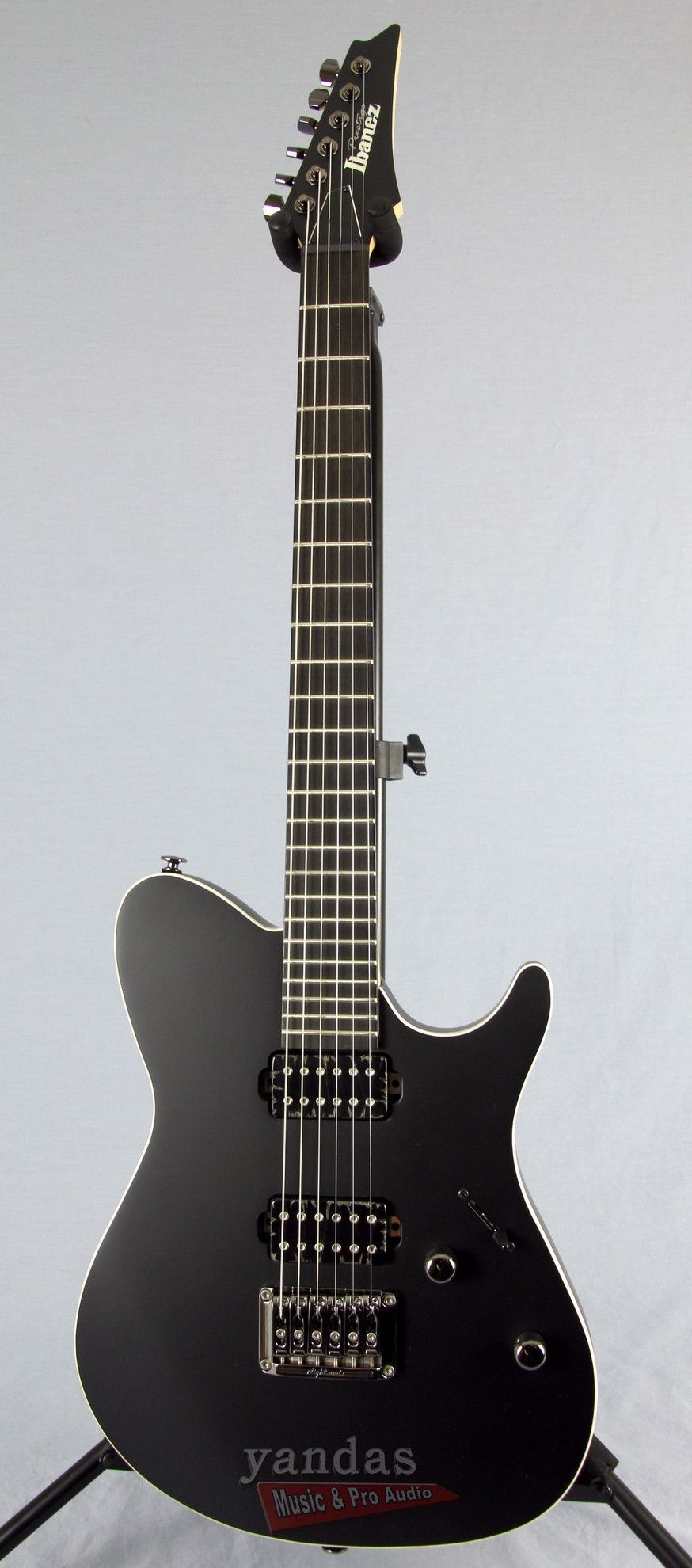 The Fr6uc Prestige Electric Guitar From Ibanez Boasts A Number Of