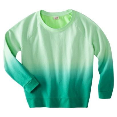 Mossimo Supply Co. Womens Plus-Size Long-Sleeve Pullover Top - Assorted Colors $22.99