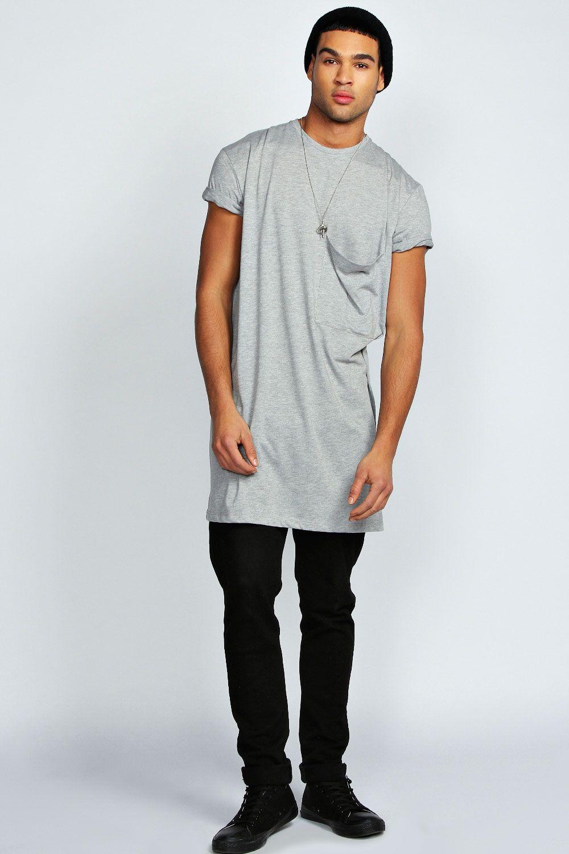 b0d1c99d58 tendência camisa comprida oversized masculina homens que se cuidam 10