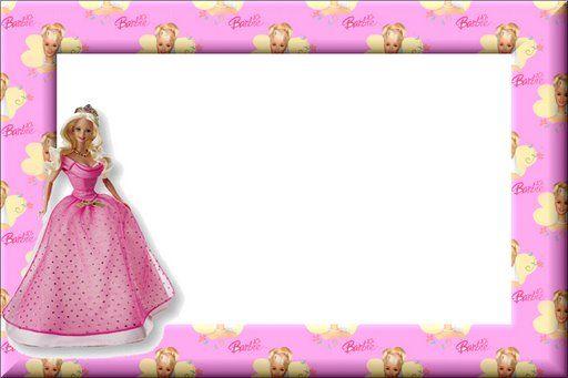 Barbie Frame | Barbie Whos\'Ken? | Pinterest | Barbie, Frame and ...
