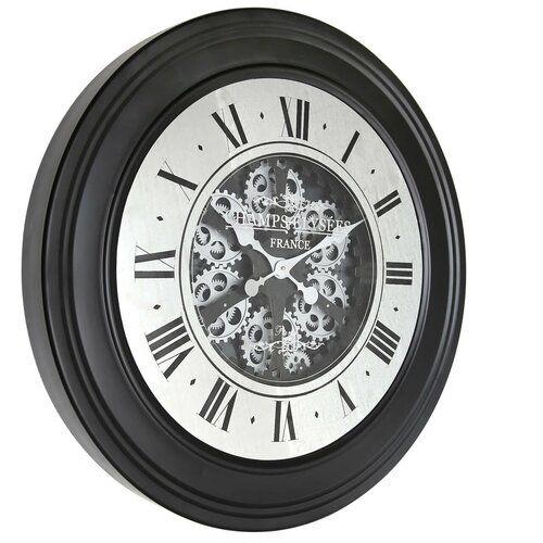 Williston Forge Oversized Addyson 80cm Wall Clock In 2020 Wall Clock Clock Oversized Wall Clock